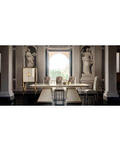 Arredoclassic ARR3571 Diamante 9 Piece Dining Room Set