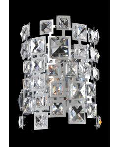 Allegri 028920-010-FR001 Dolo 1 Light Wall Bracket