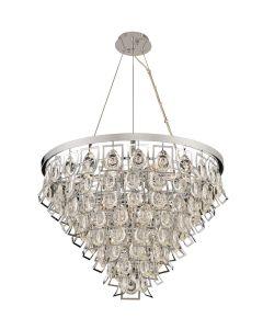 Allegri 31951 Carmella 9 Light Pendant