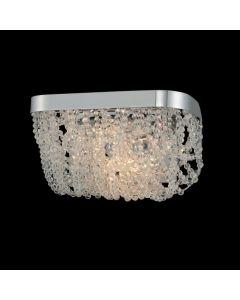 Allegri 032420-010-FR001 Lana 2 Light Wall Sconce