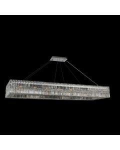 Allegri 035062-010-FR001 Rettangolo 20 Light Island Light