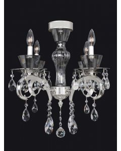 Allegri 10090-017 Locatelli 4 Light Mini Chandelier