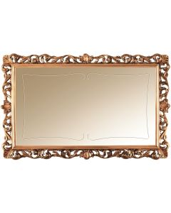 Arredoclassic ARR3135 Sinfonia Large Gold Mirror