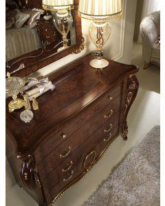 Arredoclassic ARR3175 Donatello 4 Drawer Dresser