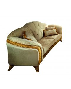 Arredoclassic ARR3224 Melodia 2 Seat Sofa With Tufted Back
