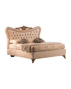Arredoclassic ARR3314 Modigliani Queen Size Upholstered Bed