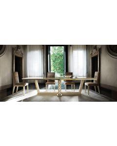 Arredoclassic ARR3572 Sipario 11 Piece Dining Room Set