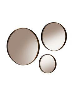 Adora Interiors ADO4579 Essenza Round Mirror 30Cm