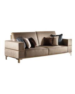 Adora Interiors ADO4622 Essenza 3 Seat Sofa Without Arms