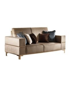 Adora Interiors ADO4623 Essenza 2 Seat Sofa Without Arms