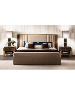 Adora Interiors ADO4656 Essenza Full Upholstered King Size Bed