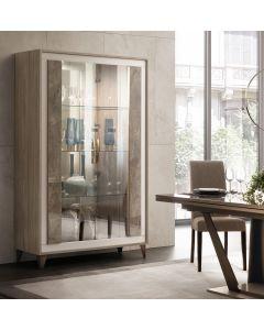Adora Interiors ADO4709 Ambra 2 Door Cabinet
