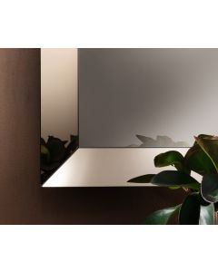 Adora Interiors ADO4714 Ambra Large Glass Mirror Art 31