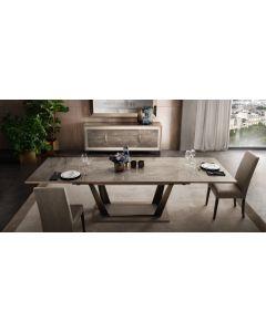 Adora Interiors ADO4719 Ambra Double Extension  Table
