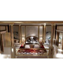 AID AID03202 Pure Blenda Modern Bed Set
