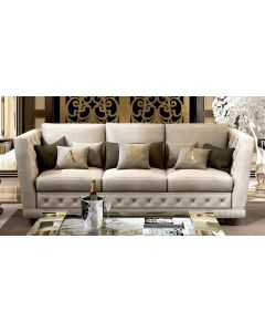AID AID03403P Pure Smeraldo Modern Cushions for 3 Seat Sofa