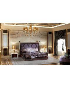 Asnaghi Interiors AID03701 Pure Giada Modern Bed