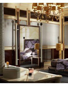 Asnaghi Interiors AID03707 Pure Giada Modern Standing Mirror