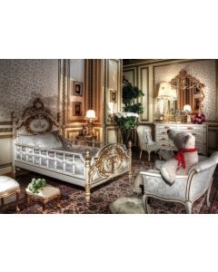 Asnaghi Interiors IT3001 Firenze Crib