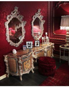 Asnaghi Interiors L11004 Ermes Small Dresser Mirror