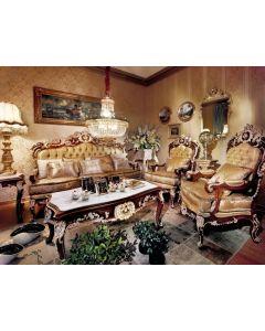 Asnaghi Interiors L42404 Mughetto Coffee Table