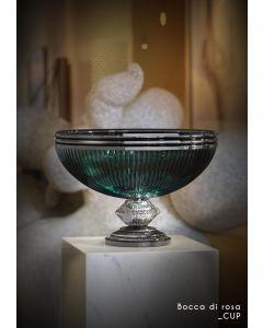Baldi Home Jewels 696916PO169LRUV Boccadoro Boccadirosa Cup