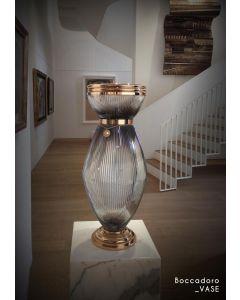 Baldi Home Jewels 696914PF169LGPV Boccadoro Boccadoro Vase