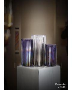 Baldi Home Jewels 696925PP169LGPV Boccadoro Canneto Vase