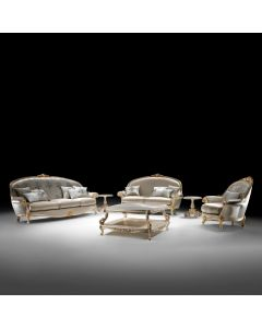 Citterio CIT2817 Chic Armchair (Without Small Pillows)