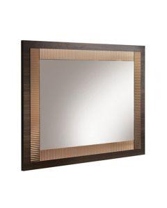 Adora Interiors ADO4641 Essenza Small Wooden Mirror Art 30