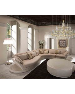 Formitalia Glamour FG3690 Place Art Sectional
