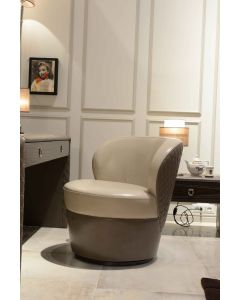 Formitalia Glamour FG3718 Diane Swivel Chair For Dressing Table
