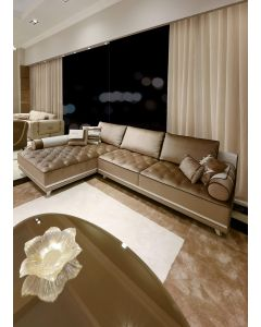 Formenti FOR2782 Sinclaire Sectional Sofa