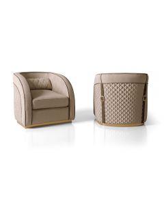 Formenti FOR3756 Aurora Accent Chair