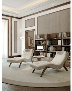 Formenti FOR6233 Metropol Chaise Lounge