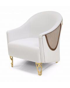 Formenti FOR2470 Modern Paradise Armchair