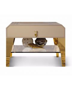 Formenti FOR2545 Modern Starry Bedside Table
