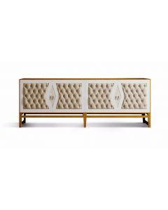 Formenti FOR2552 Modern Pegaso 4 Door Sideboard