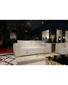 Formenti FOR2555 Modern Elegant 1 Seat Sofa Chair