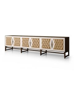 Formenti FOR2600 Modern Pegaso 4 Door Sideboard