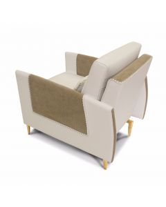 Formenti FOR2634 Modern Timothy Armchair