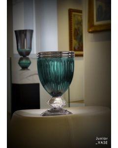 Baldi Home Jewels 696924PO169LRUV Boccadoro Junior Vase