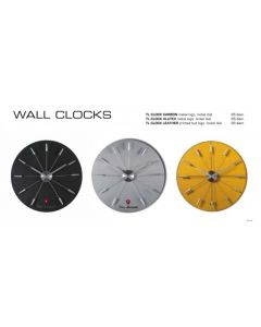 Lamborghini Sprint LSP/74001 Tl Clock Alutex Wall Clock
