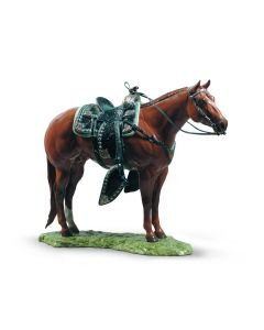Lladro 1001980 Limited Edition Quarter Horse Sculpture