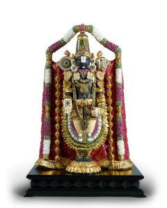 Lladro 1002009 Limited Edition Lord Balaji Sculpture