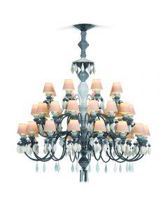 Lladro Lighting 1023212 Belle De Nuit 40 Light Chandelier