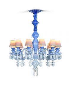 Lladro Lighting 1023249 Belle De Nuit 12 Light Chandelier