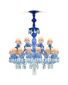 Lladro Lighting 1023255 Belle De Nuit 24 Light Chandelier