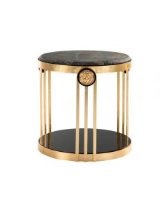 Mariner 50487 Mayfair Granite Baroque Side Table