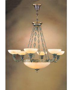 Mariner 18079 Royal Heritage 9 Light Chandelier